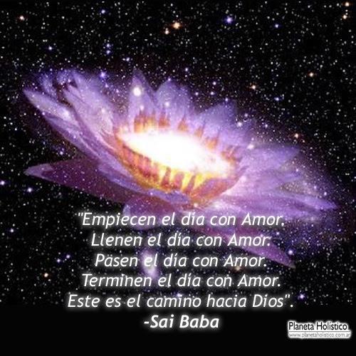 Frases Y Reflexiones De Sathya Sai Baba Planeta Holistico