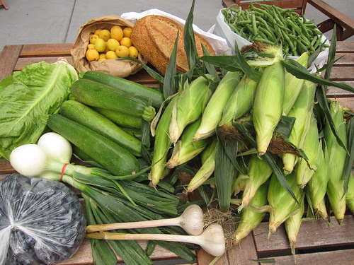 Farmers Market Finds 7/18