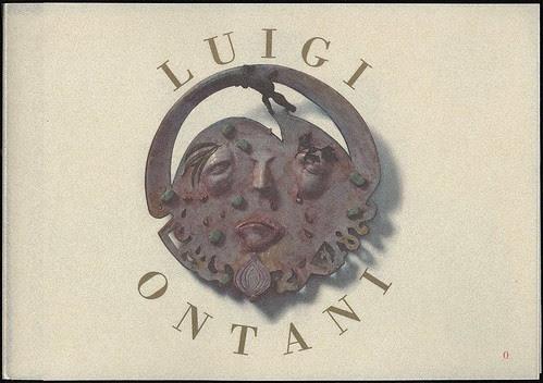 Luigi Ontani (self titled artist catalogue), 2004