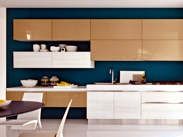 Modern fitted kitchen - Tips for the functional design ...