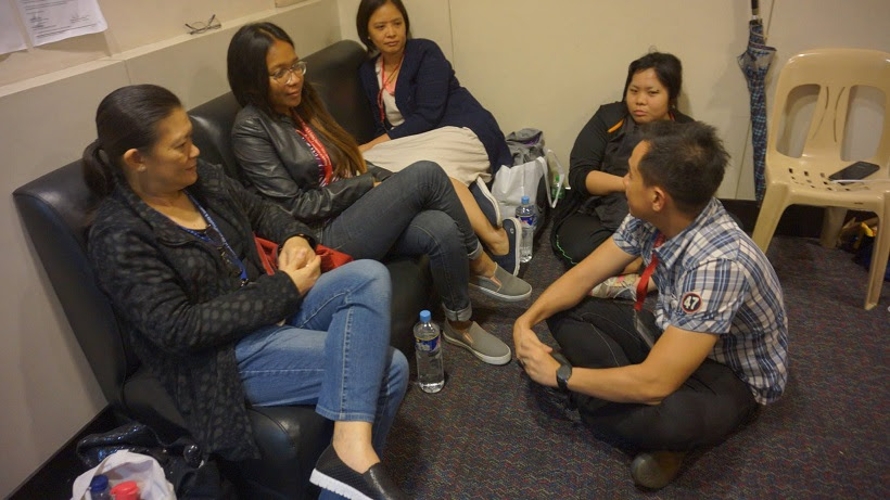 The VoiceMaster Inspires Voiceworx Students in the Dubbing Audition