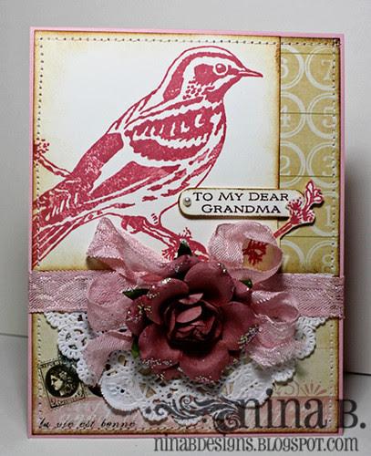 For Grandma Bird