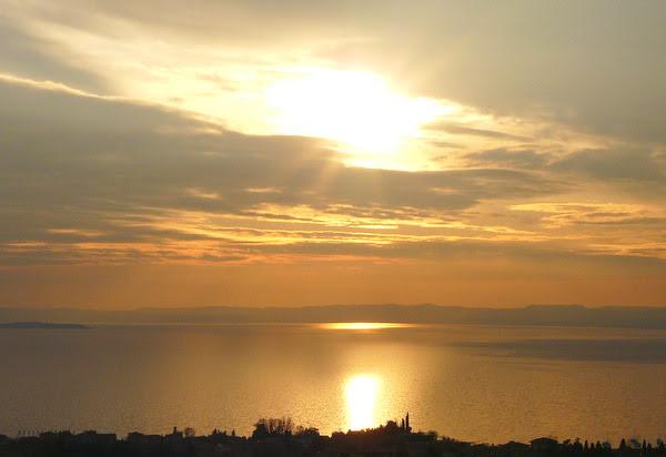 sul lago dorato