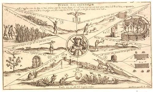 Zuogh dal cacciator (1699)