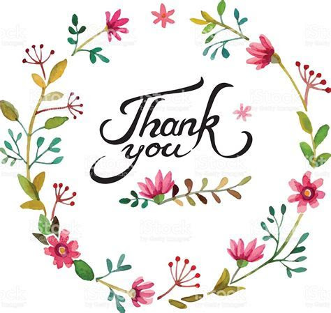 Free Clipart of Thank You Flowers ? 101 Clip Art