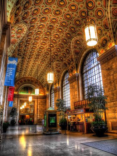 Cleveland Union Terminal