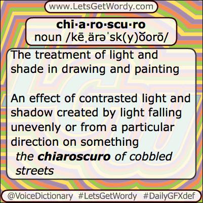 Chiaroscuro 07/15/2013 GFX Definition
