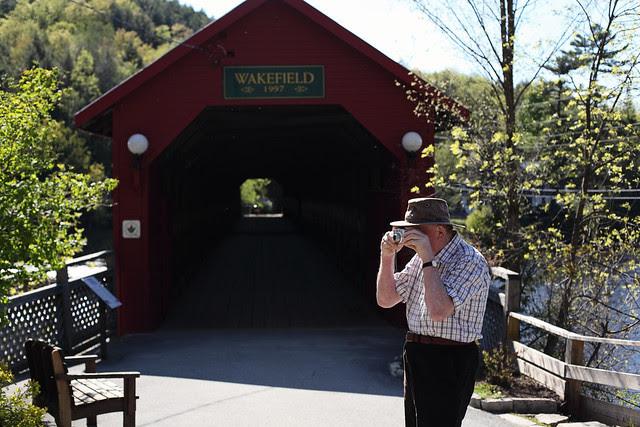 Wakefield Bridge (& Mill)