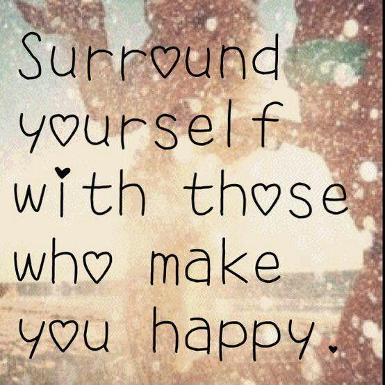 Surround Yourself With Positive People Quotes Sayings Surround