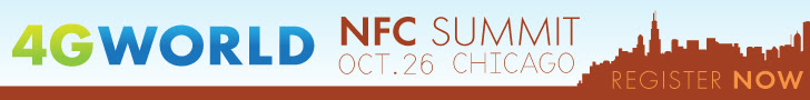 Click to find out about the NFC Summit at 4G World