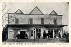 Pelham Post Office (c.1918)
