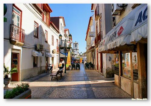 Rua de Arganil by VRfoto