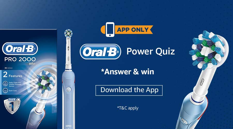 Oral B Power Quiz
