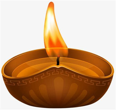 Ancient Indian Candle, Indian Clipart, Ancient India
