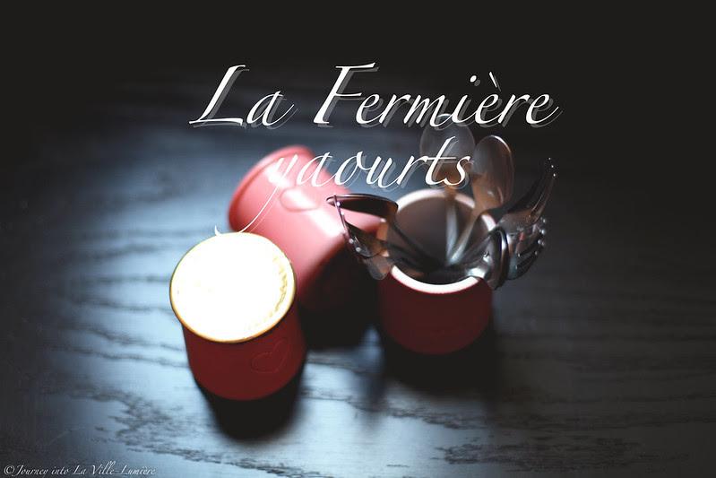 La Fermière yaourts