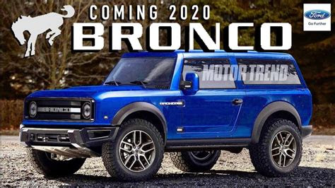2021 Ford Bronco Reveal Changes, Specs, Pictures