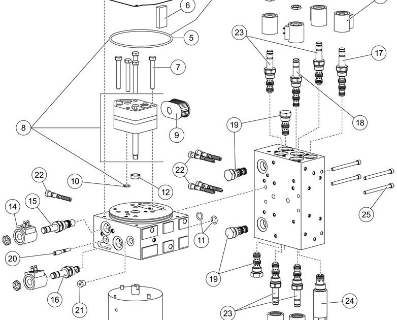 32 Western Snow Plow Pump Diagram