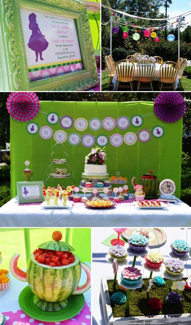 Alice-in-Wonderland-Tea-Party-Dessert-Table-2