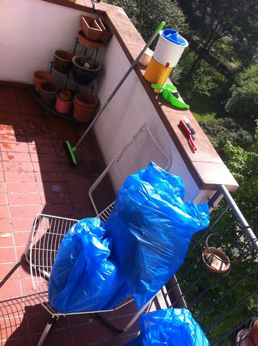 Mein Balkon by Beate Knappe