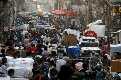 Индия собралась обогнать всех по росту экономики