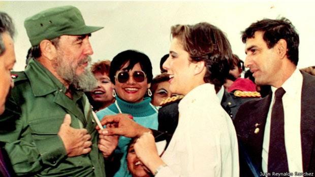 Juan Reinaldo Sanchéz resolveu contar em livro bastidores da vida de ex-líder cubano, quem acompanhou de perto durante 17 anos (Foto: Juan Reinaldo Sánchez)