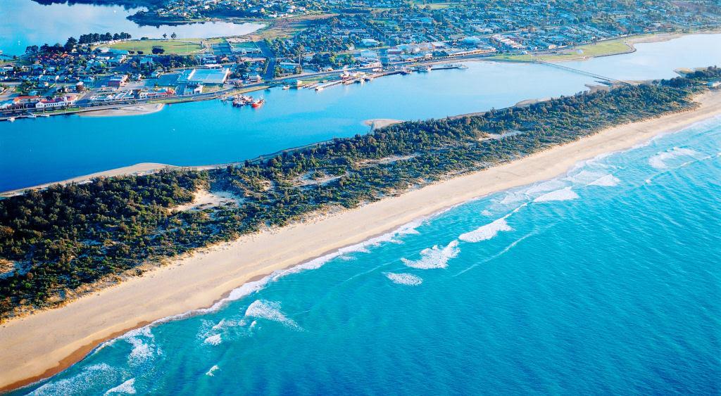 A praia de 150 quilômetros de extensão, na Austrália 07
