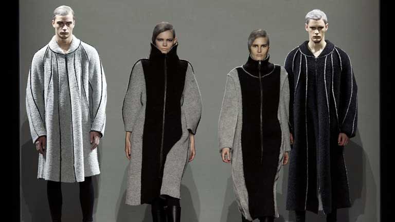 Desfile de Etxeberria en Cibeles Fashion Week Madrid 2013
