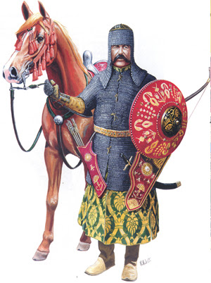 Eastern Cavalry, Influenced by the Protectorate