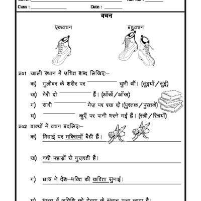 hindi-shayari-4u2: Hindi Grammar- Singular Plural in Hindi