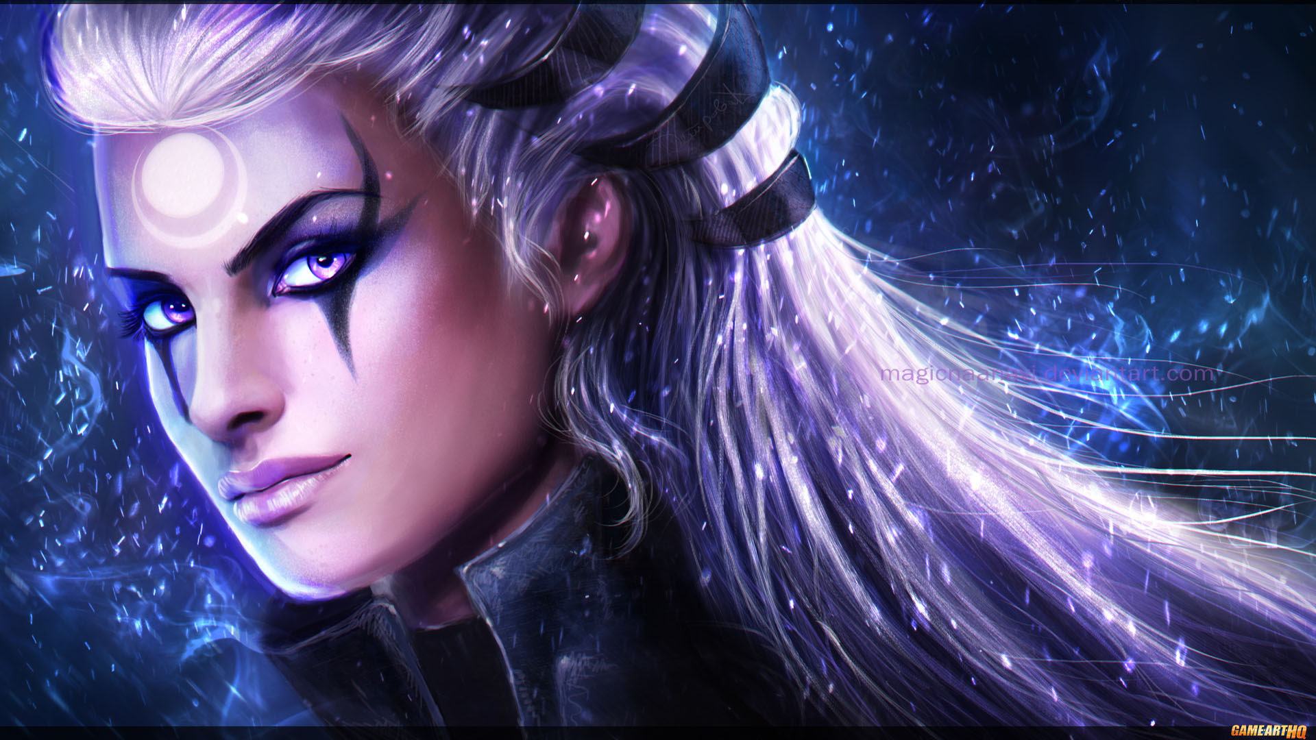 30 League Of Legends Diana Hd Wallpapers Free Download
