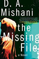 The Missing File by D. A. Mishani