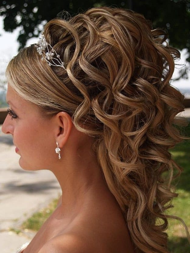 25 Amazing Prom  Hairstyles  Ideas 2019 SheIdeas