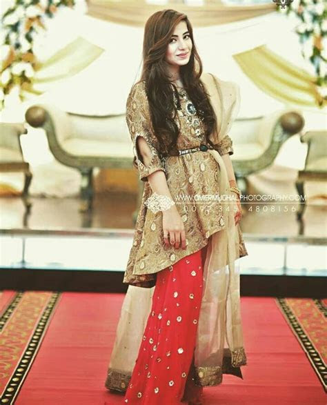 Latest Indian and Pakistani Frock Designs 2019   BestStylo.com
