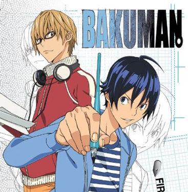 Bakuman 3 Anime Zone