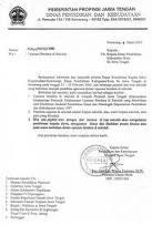 Surat Dinas   Griya Wardani