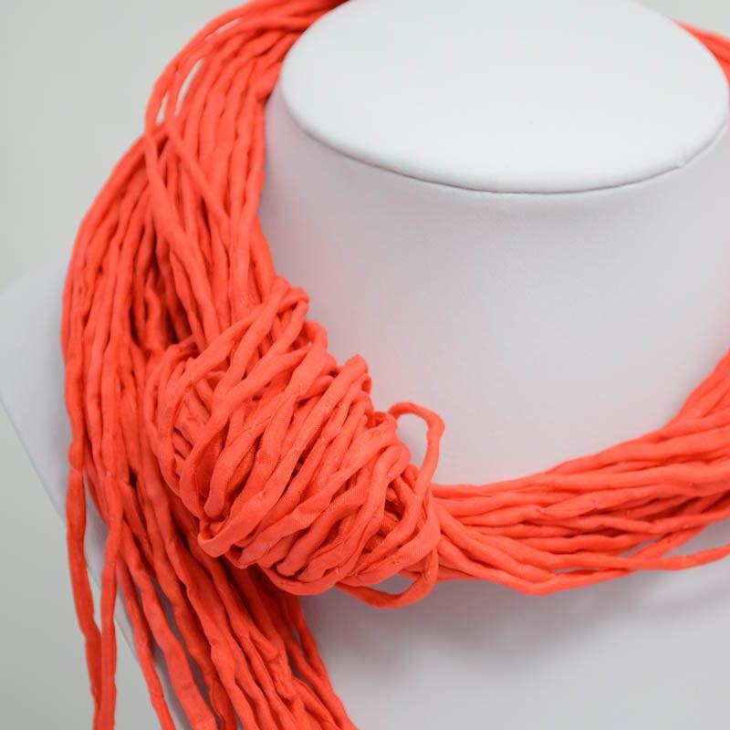 s39047 Stringing -  Silk Strings - Screaming Orange (1)