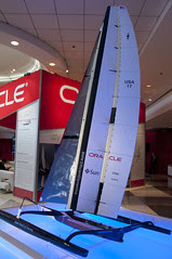 BMW Oracle Racing, Oracle OpenWorld & JavaOne + Develop 2010, Moscone North
