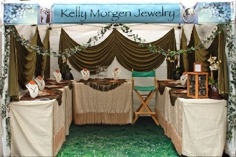 Booth Makeover Handmade Business