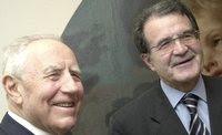 Ciampi e Prodi