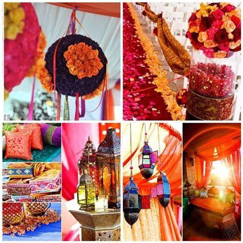 Indian Wedding decor, bright wedding flowers #shaadibazaar