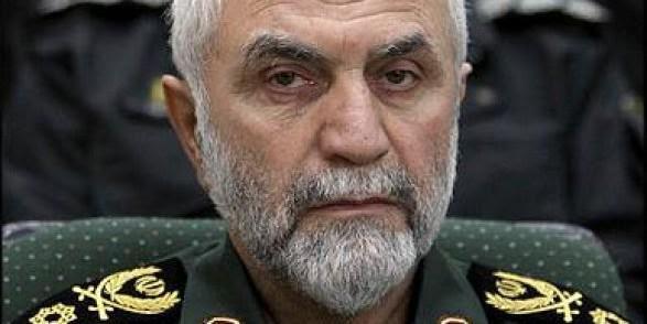 Генерал-майор Сулеймани