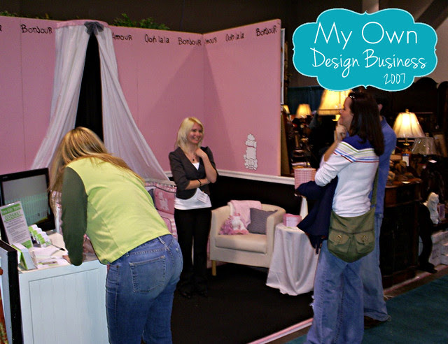 My Booth / Home Show - 2007