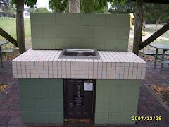 Aussie park Barbecues