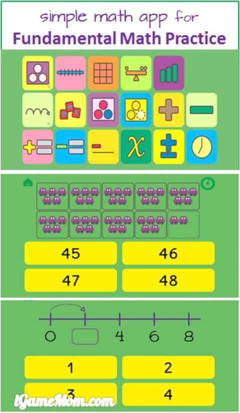Practice Math with MathLab App