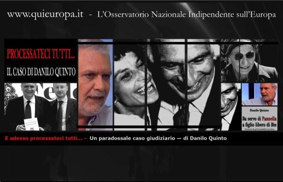 Danilo Quinto - Caso giudiziario