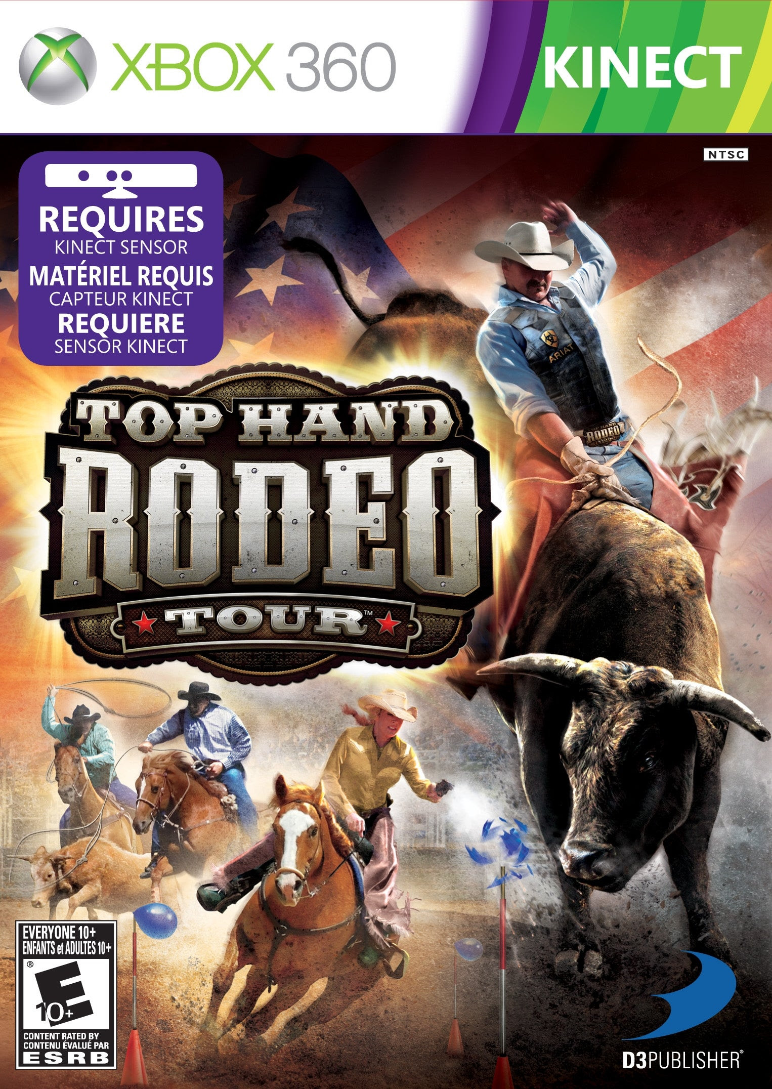 Top Hand Rodeo Tour - Xbox 360 - IGN