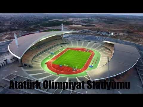 Türkiye'nin En Büyük 15 Futbol Stadyumu