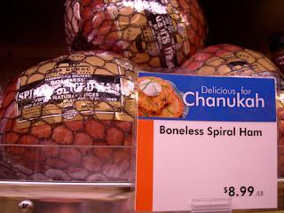 Ham for Hanukkah