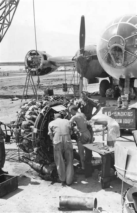 Boeing B-29 engine | B29 | Pinterest | Aircraft