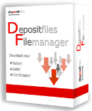 DepositFiles FileManager